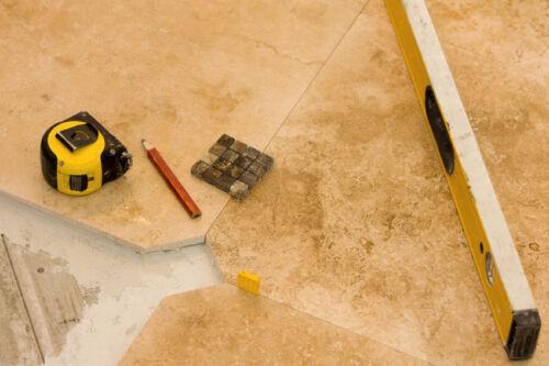 How to Restore Travertine Floors