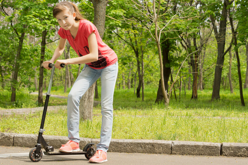 Considerations When Purchasing a Grit Push Scooter