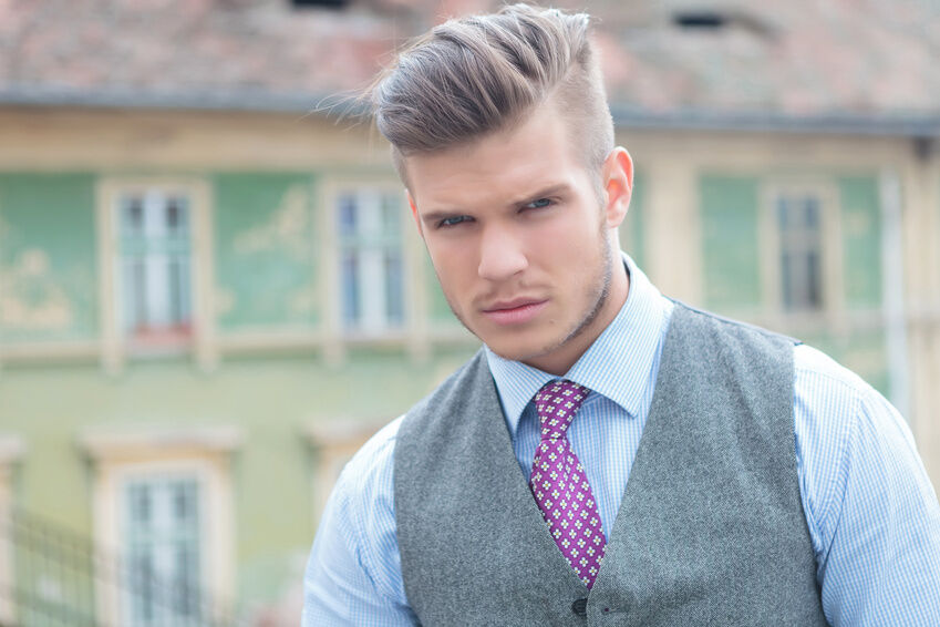 Men's Vests for Business and Casual Wear