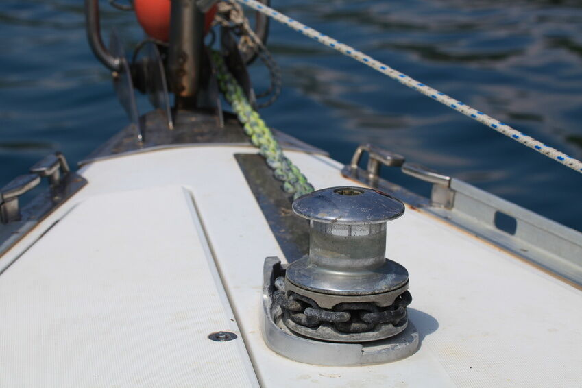 Anchor winch buying guide ebay for Hydraulic motor selection guide
