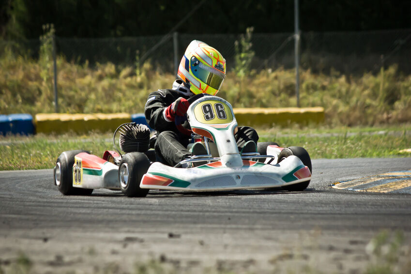 Top Tips for Choosing Your First Go-Kart
