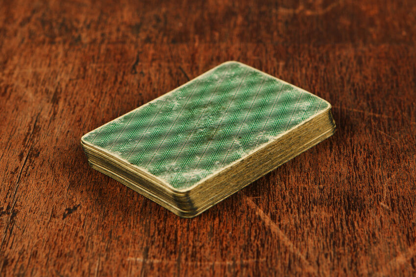 The Collector's Guide to Buying Antique Playing Cards