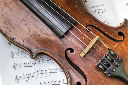 How to Buy the Correct Strings for Your Violin