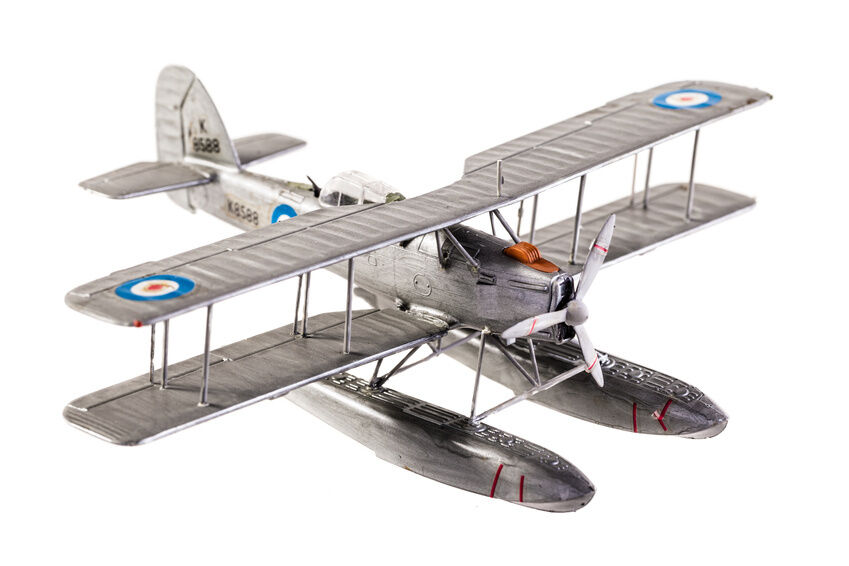 Vintage Model Planes 3