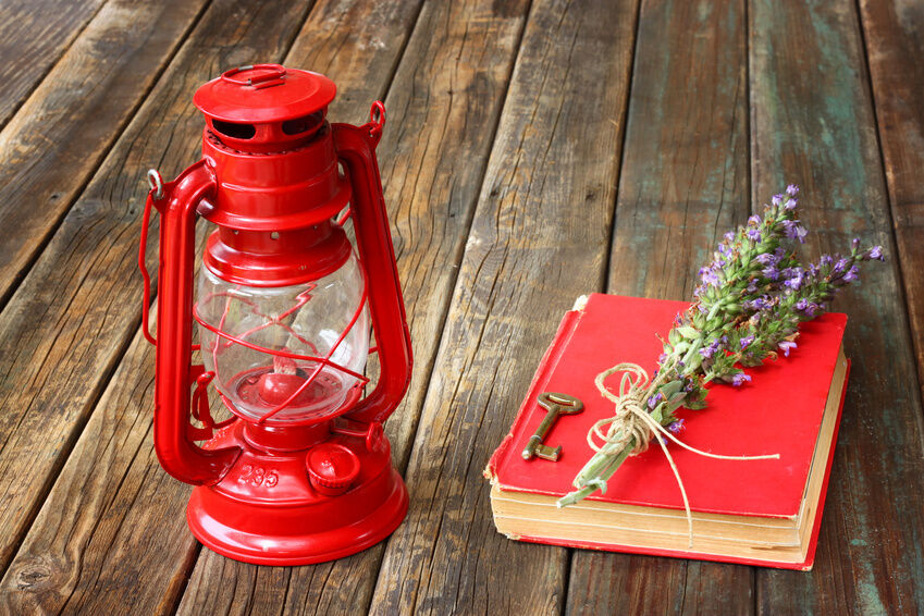 How to Restore Vintage Oil Lamps