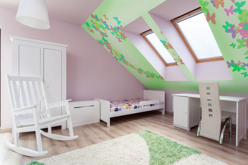 Design and Renovation Tips for Kids' Bedrooms