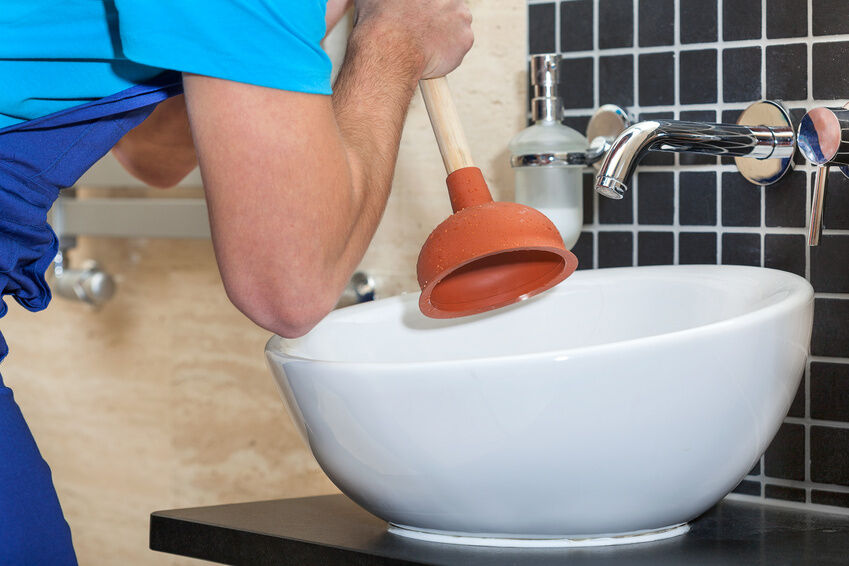 How to Clear a Blocked Drain