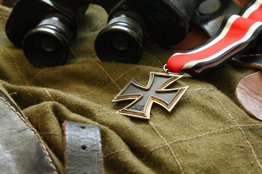 Der Ehrentitel: die Bedeutung des Eisernen Kreuzes