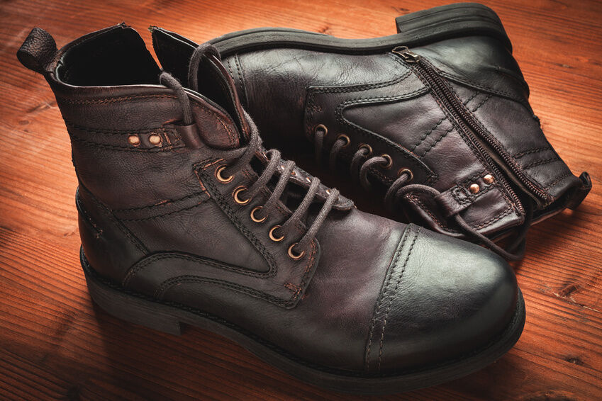 Your Guide to Buying Leather Men's Boots