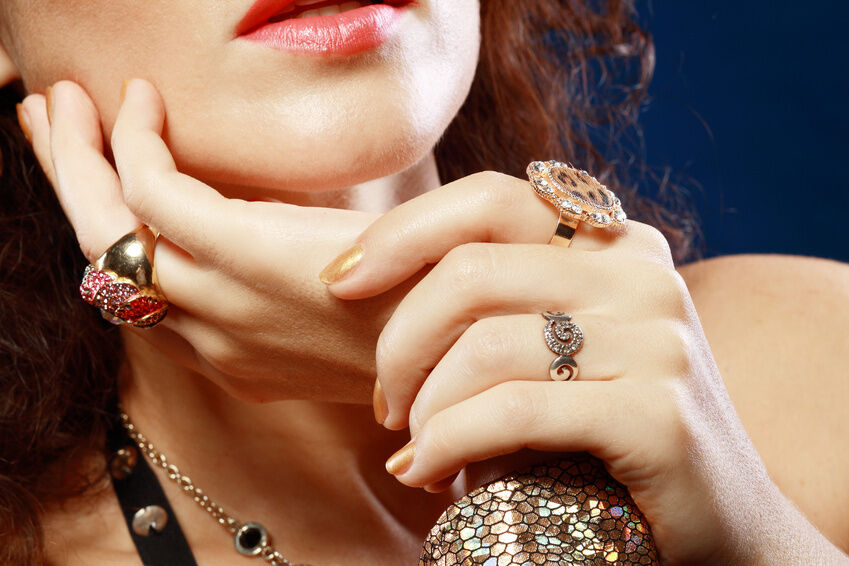 Top 3 Chunky Ring Styles