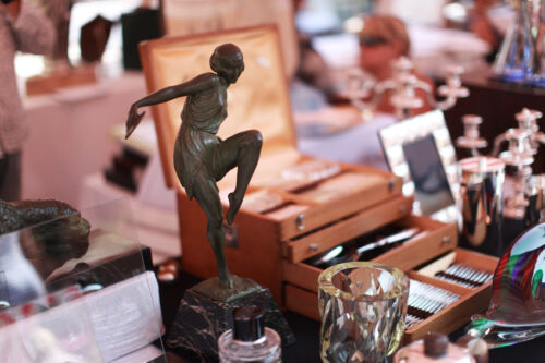 Your Guide to Buying an Antique Art Deco Figurine