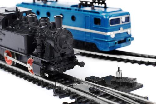 Wissenswertes über die Digitaltechnik für Spur-H0-Modelleisenbahnen