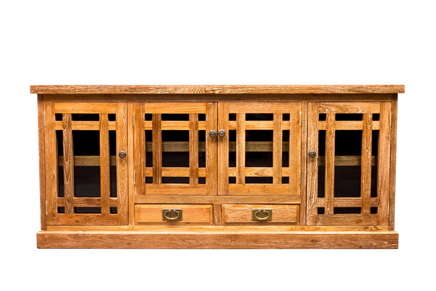 Unfinished Antique Pine Furniture