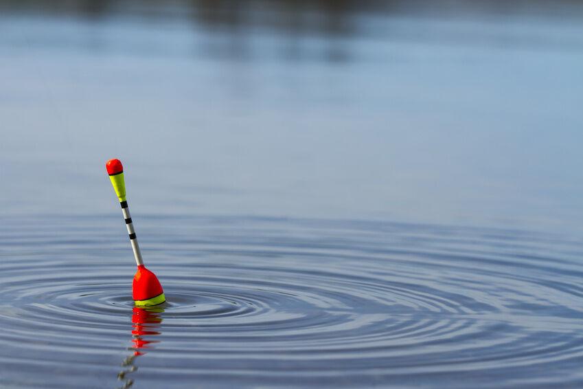 рыбалка с попловком