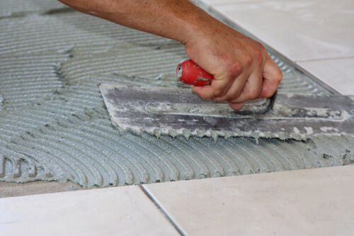 How To Repair Chipped Tile