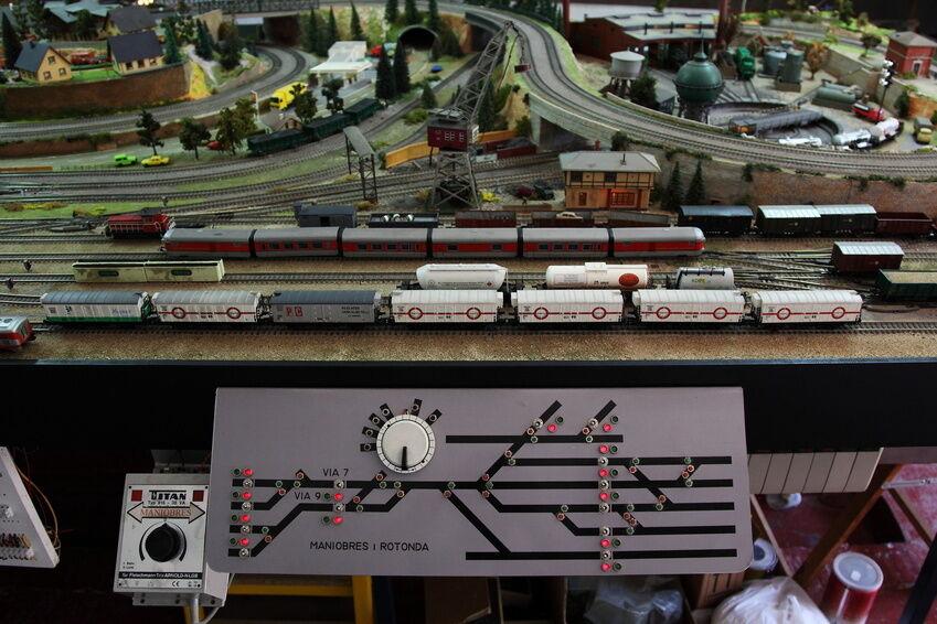 Roco-Modelleisenbahnen mit Sammlerwert