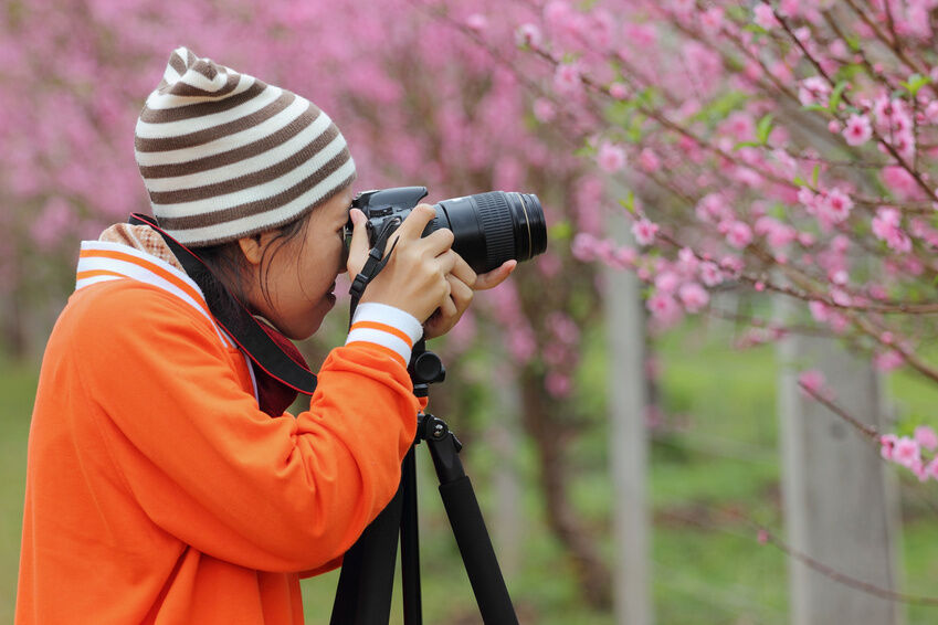 How to Choose Your First Entry Level dSLR Camera