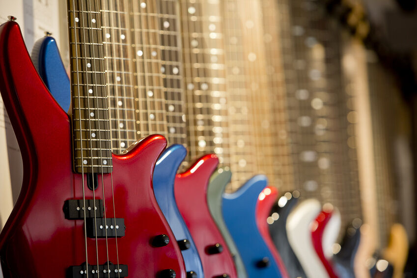 Your Guide to Epiphone Bass Guitars