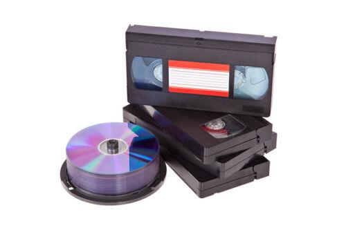 vhs und video 8 so sichern sie ihre alten videoaufnahmen auf dvd und blu ray ebay. Black Bedroom Furniture Sets. Home Design Ideas