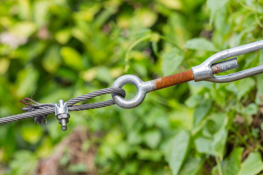 Turnbuckle Cable Crimp On : How to install a turnbuckle ebay