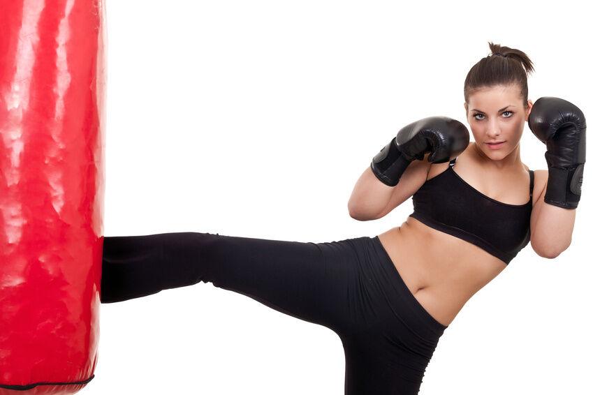 Take Up Boxing