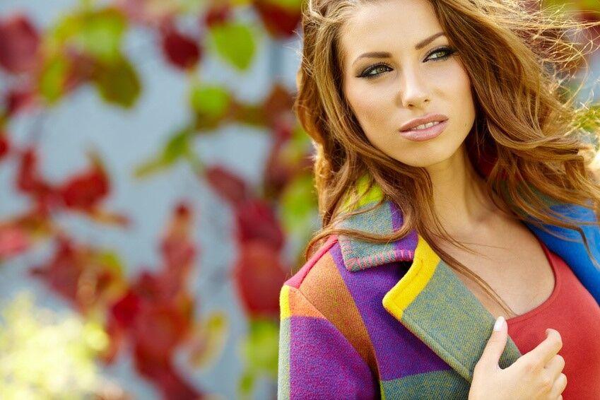 Die 5 tollsten Trendfarben für diesen Herbst