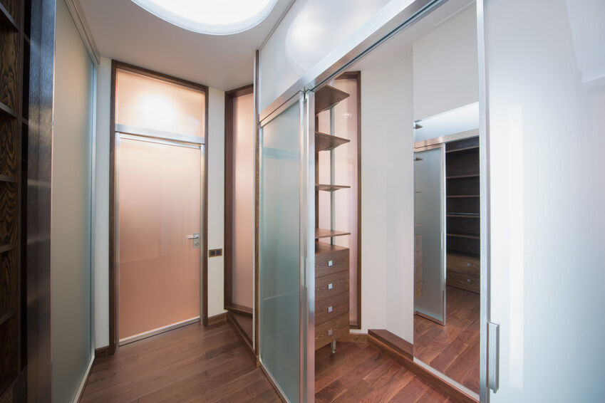 What to Consider When Purchasing Glass Wardrobes