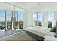 WOW! 2 BEDROOM WITH PRIVATE WINTER GARDEN,DESIGNER FURNISHED IN SKY GARDENS,WANDSWORTH ROAD,VAUXHALL