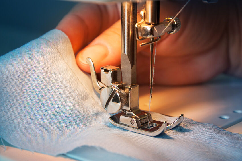 How to Sew Cotton Fabric