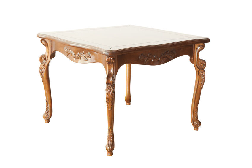 How to Buy an Affordable Antique Table