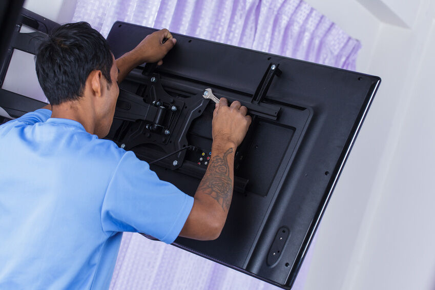 How to Wall Mount a Sony BRAVIA 40-Inch - How To Wall Mount A Sony BRAVIA 40-Inch EBay