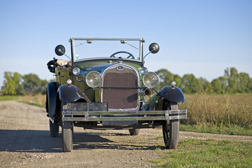 Oldtimer Roadster: Das sollten Sie beim Kauf beachten