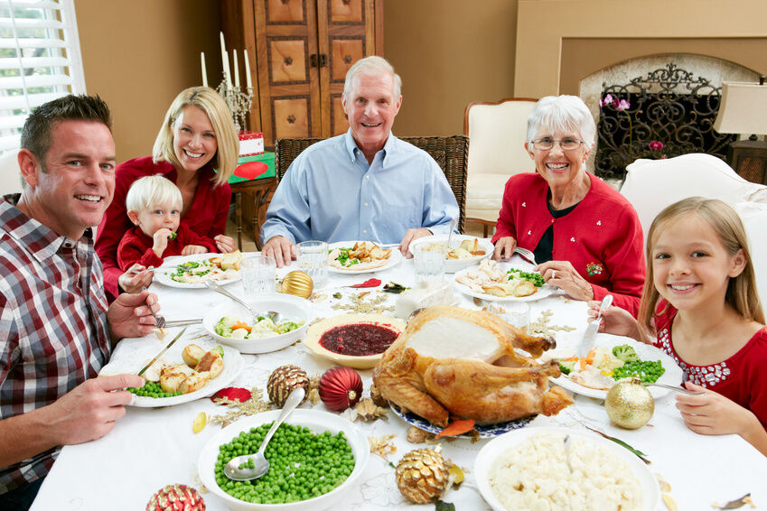 Good Christmas Dinner Ideas The Whole Family Will Enjoy