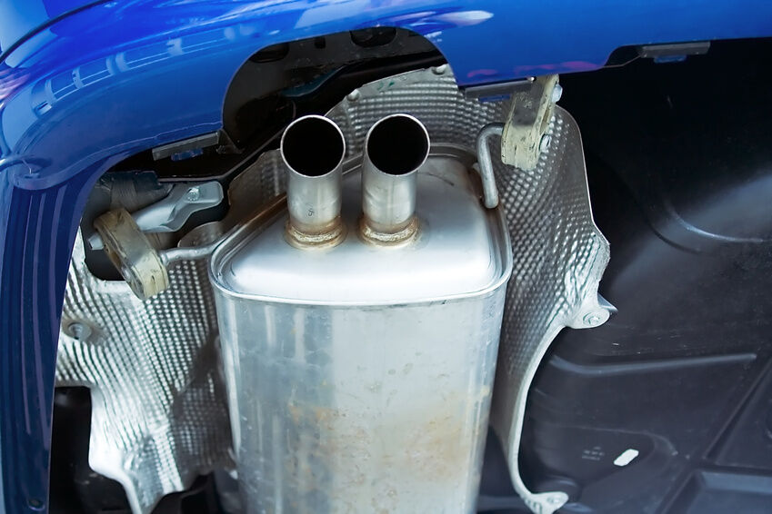 How to Change an Exhaust Tip