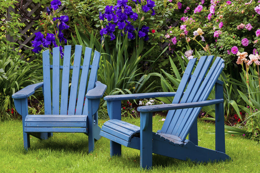How to Restore Garden Chairs