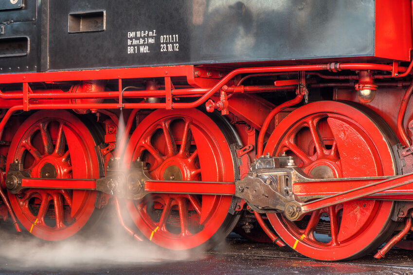 Dampfmaschinen: Welche Arten gibt es und wodurch unterscheiden sie sich?