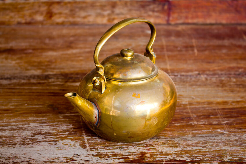 How to Clean Your Copper Kettle
