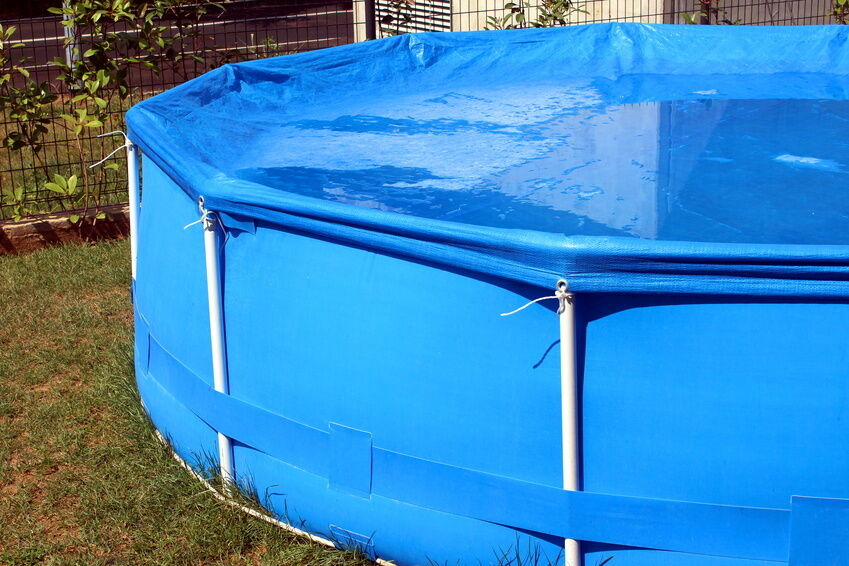 How to repair a plastic pool ebay for Pop up swimming pool maintenance