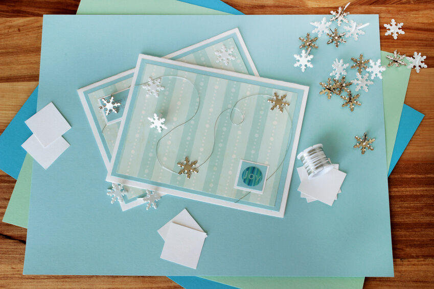 How to make your own 3d christmas cards ebay for How to make your own christmas cards