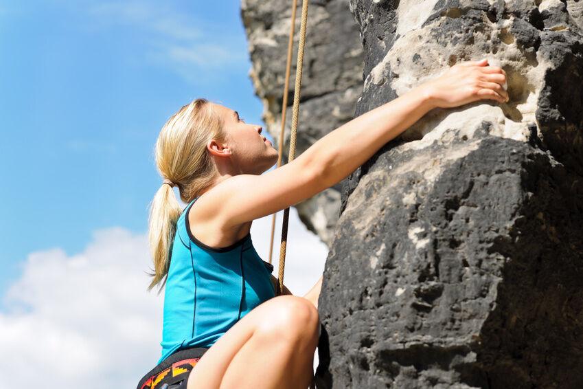 Wie findet man die besten Seile zum Klettern?