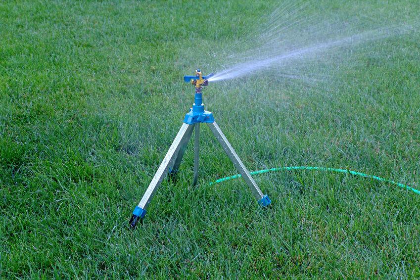 Image Result For Tripod Lawn Sprinklers