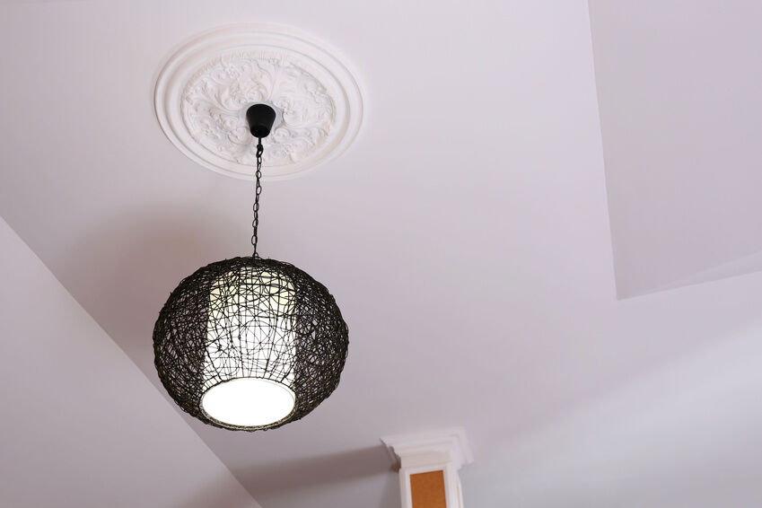 how to install a ceiling medallion | ebay