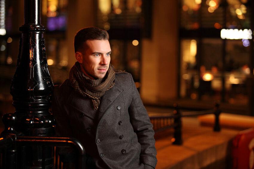 Mode für den Mann: Wie kombiniert man Tweed-Sakkos?