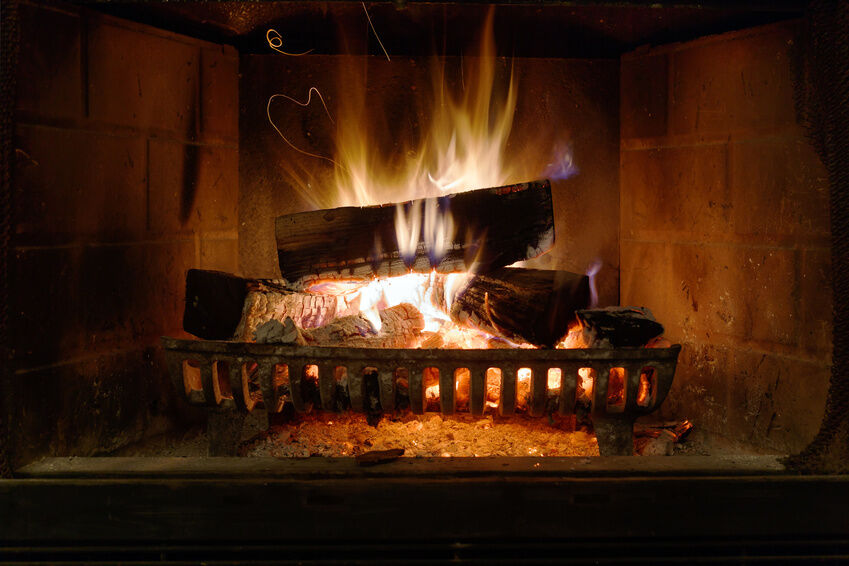 Fireplace Design grate fireplace : How to Build a Fireplace Grate Blower | eBay