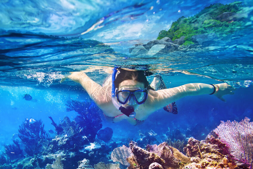 How to Choose a Snorkeling Mask