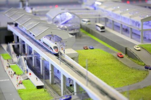 Was Sie beim Kauf von Lampen und Leuchten für Modelleisenbahnen Spur H0 beachten sollten