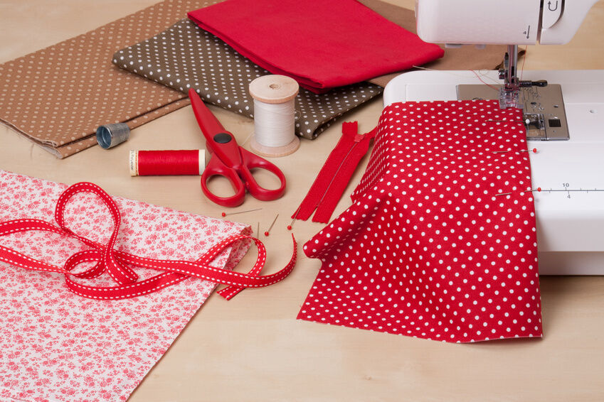 How to Accessorise Your Home With Homemade Vintage Fabric Crafts