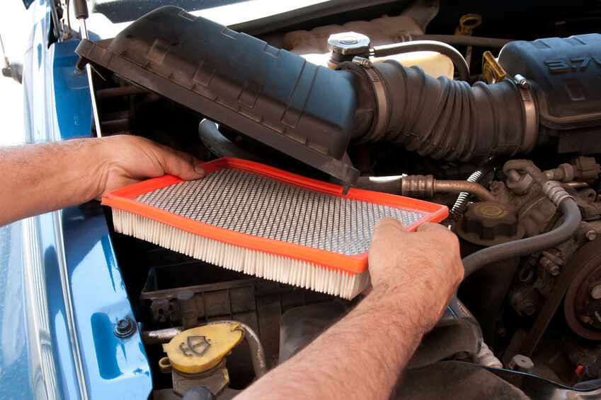 How to Clean Your Air Filter