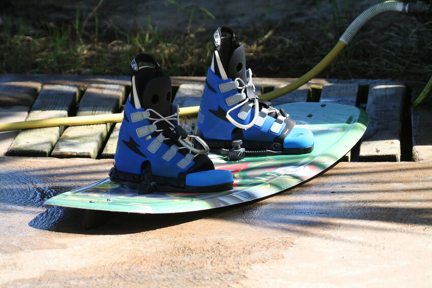 How to Position Wakeboard Bindings