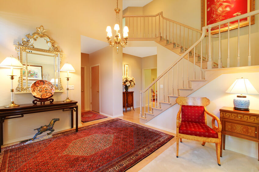 What to Look for When Buying Antique Persian Rugs